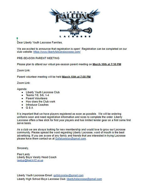 Youth Lacrosse letter March 3 page 1.JPG