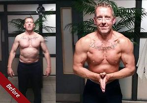 Rick's Bodybuilding Transformation