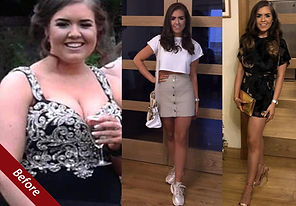 Morgan's Weight Loss Transformaton