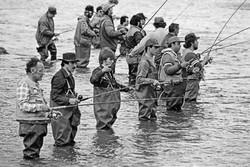 Fishing Season Opens 1984