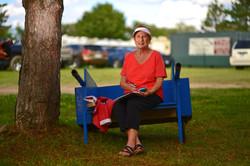 Jeannine Harpell 32 years volunteeri