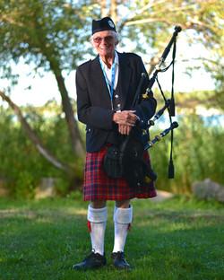 Bob Dixon  38 years volunteering