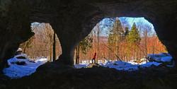 Bruce's Cave
