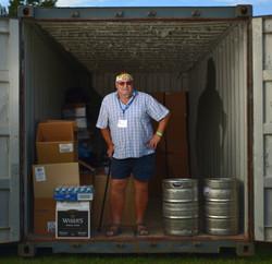 Bob McWhirter 40 years volunteering