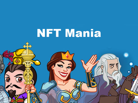 Issue #5: 2021 | NFT Mania