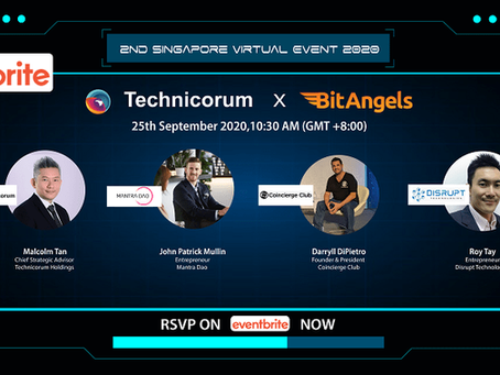Technicorum Holdings Partners with BitAngels Investor Network