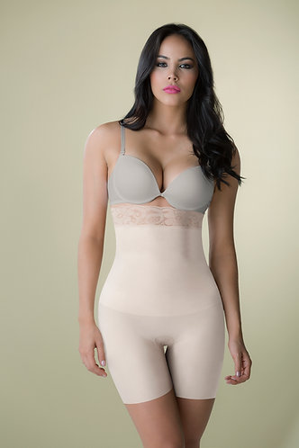 2050 - Smart Secret Short Strapless High Waist