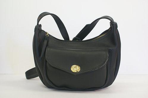 """Handbag """"Socius"""", Size Medium, black"""