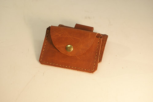 Small Coin n Cash Wallet wit Belt Loop