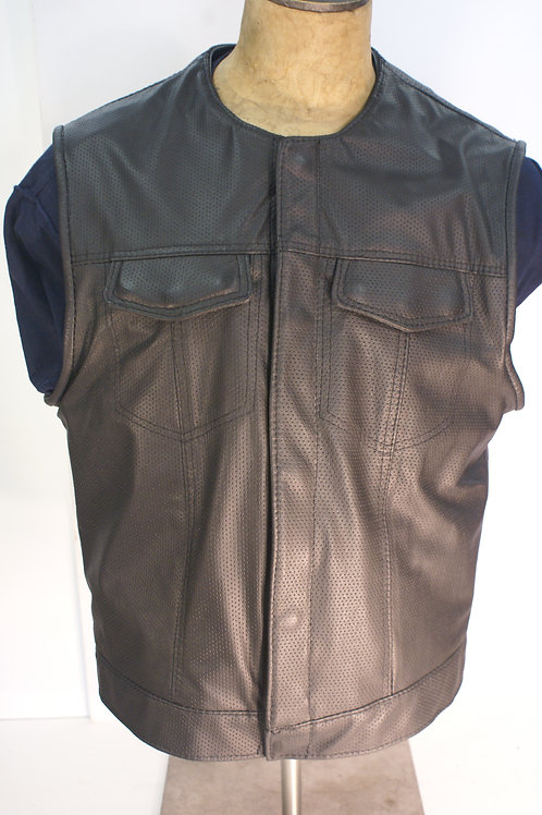Master Cut Summer Vest, Fully Perforated, Size XL