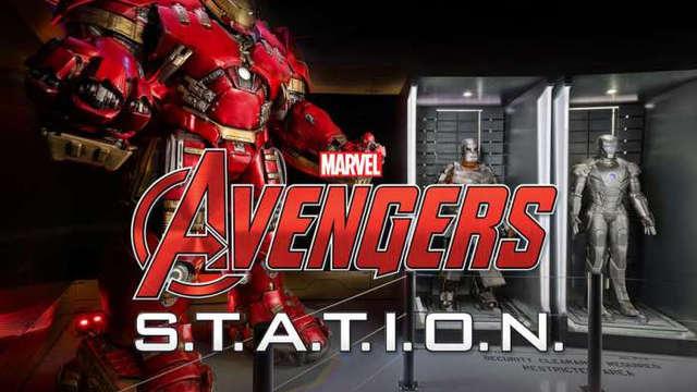 Avengers STATION