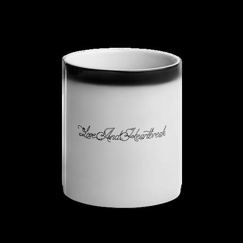 LoveAndHeartbreak Glossy Magic Mug
