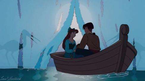 Jim Hawkins & Ariel