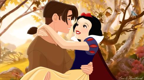 Jim Hawkins & Snow White