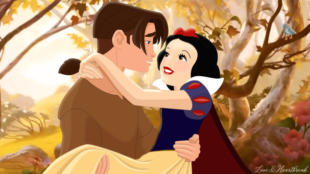 Jim Hawkins & Snow White