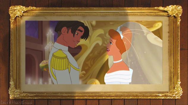 Jim Hawkins & Cinderella