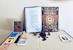 Yoga Altar