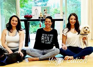 Yoga-Cation Yoginis