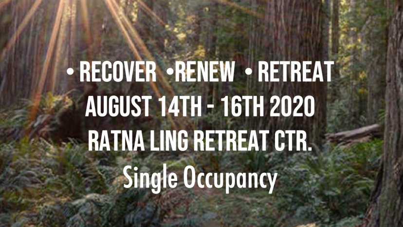 Ratna Ling Retreat (single occupancy)