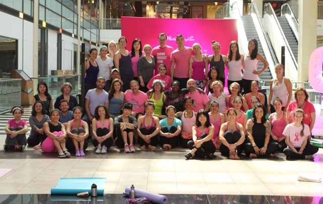 Lululemon Breast Cancer Awareness