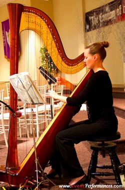 Emily - Harpist