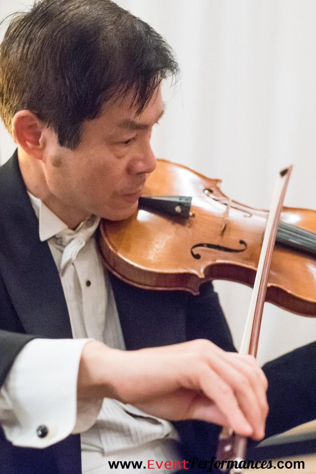 Huandong - Violinist