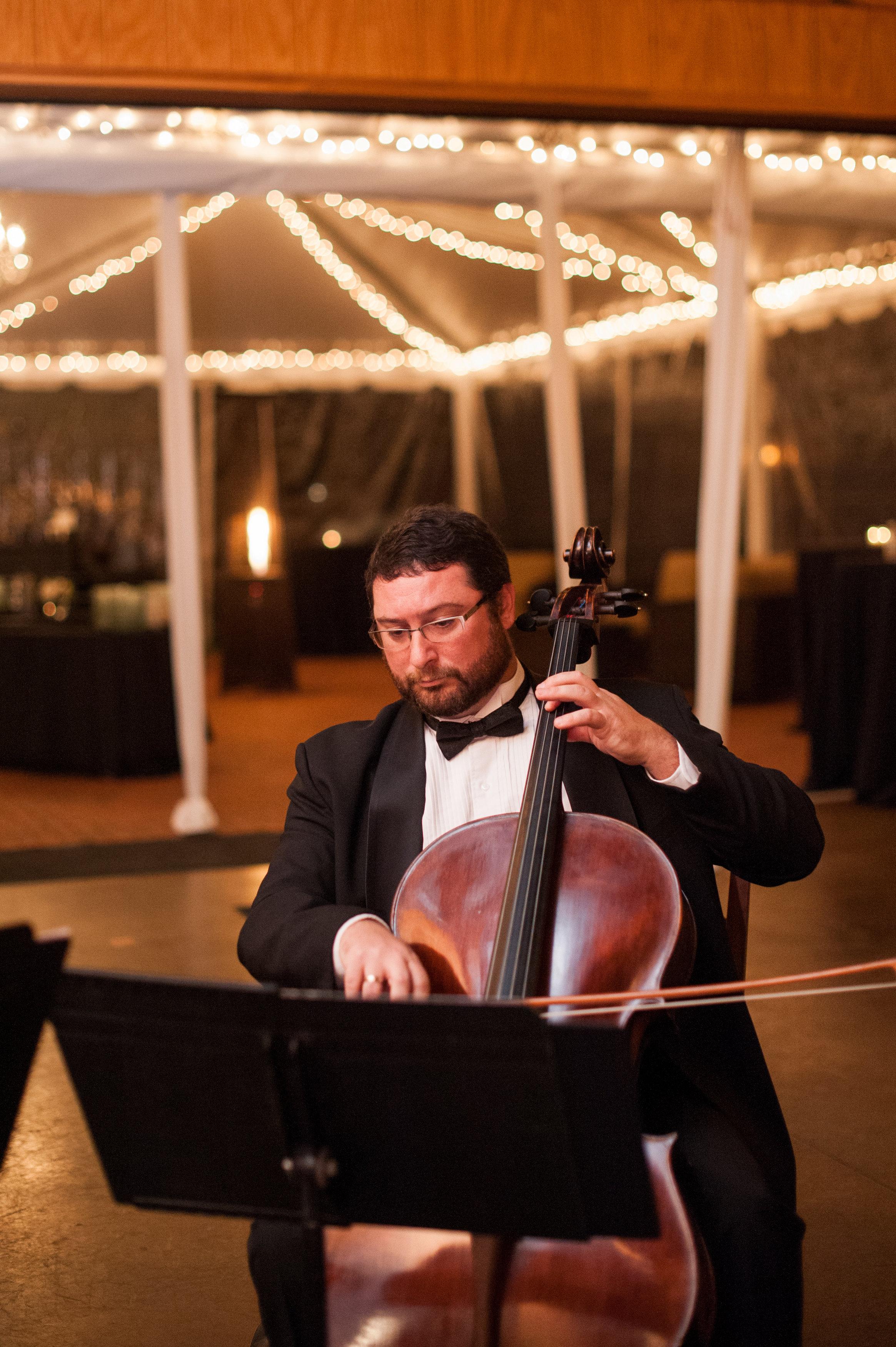 Nate - Cellist