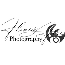 Flaming Fire Photography