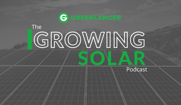 Growing Solar Podcast Graphic