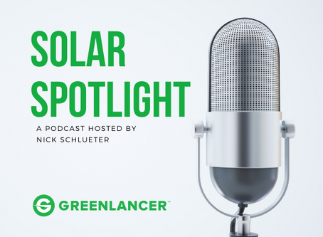 Solar Spotlight with Yann Brandt of SolarWakeup