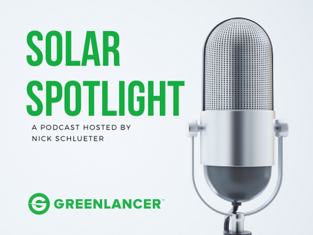 Solar Spotlight with Cory Connolly with the MIEIBC