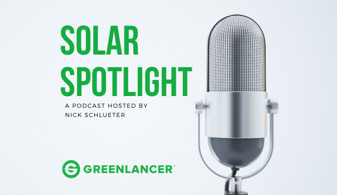 GreenLancer's Solar Spotlight Podcast