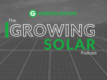 Growing Solar Podcast | Ep 1: Solar Industry Trends with Patrick McCabe