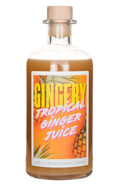 Gingery Tropical Ginger Juice