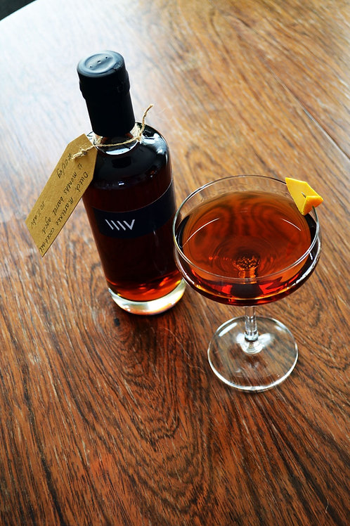 Willem's Bottled Cocktails