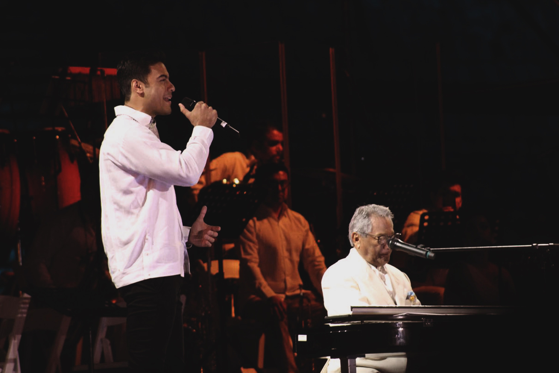 Concierto Carlos & Manzanero
