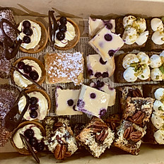 Mixed Sweets Platter - 30 pieces
