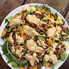 Mango & Avocado Salad