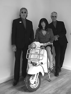 The Swinging 60s, live 60s band in Kent