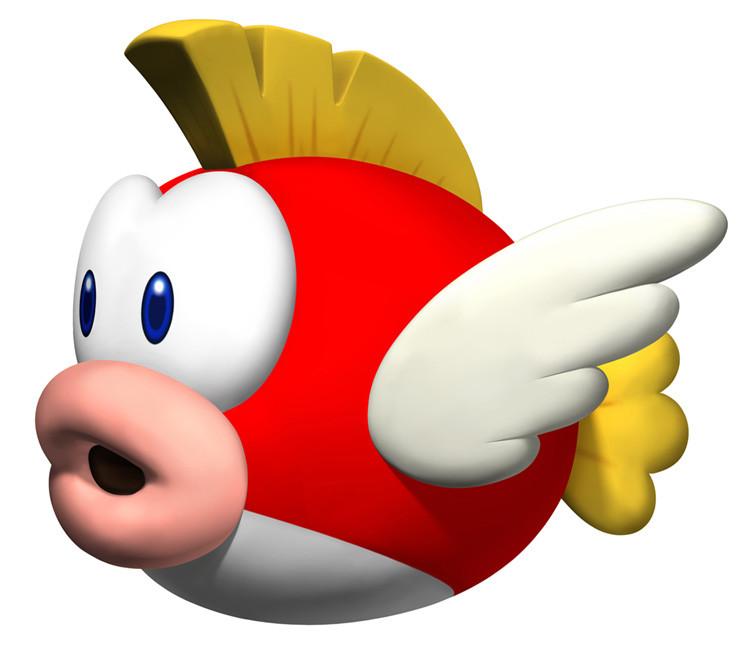 Fish Mario Chiropractic