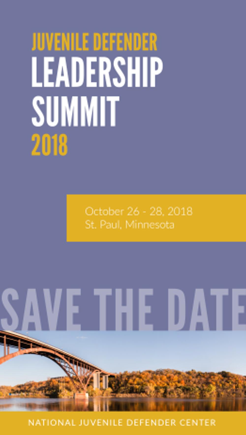 JD Leadship Summit 2018