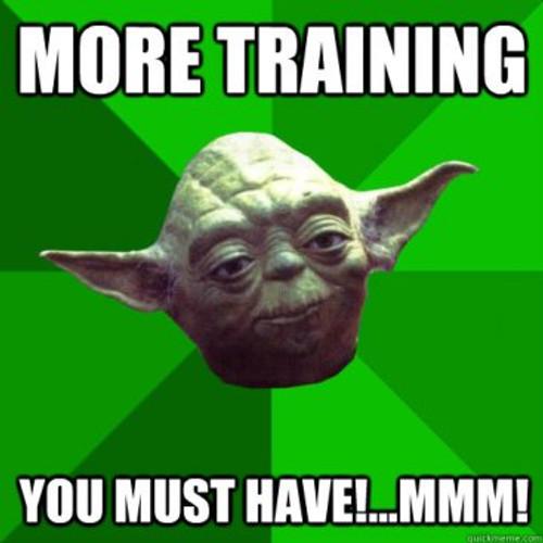 yoda training