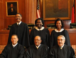 Historic Celebration Honoring N.C. Supreme Court's African-American Justices