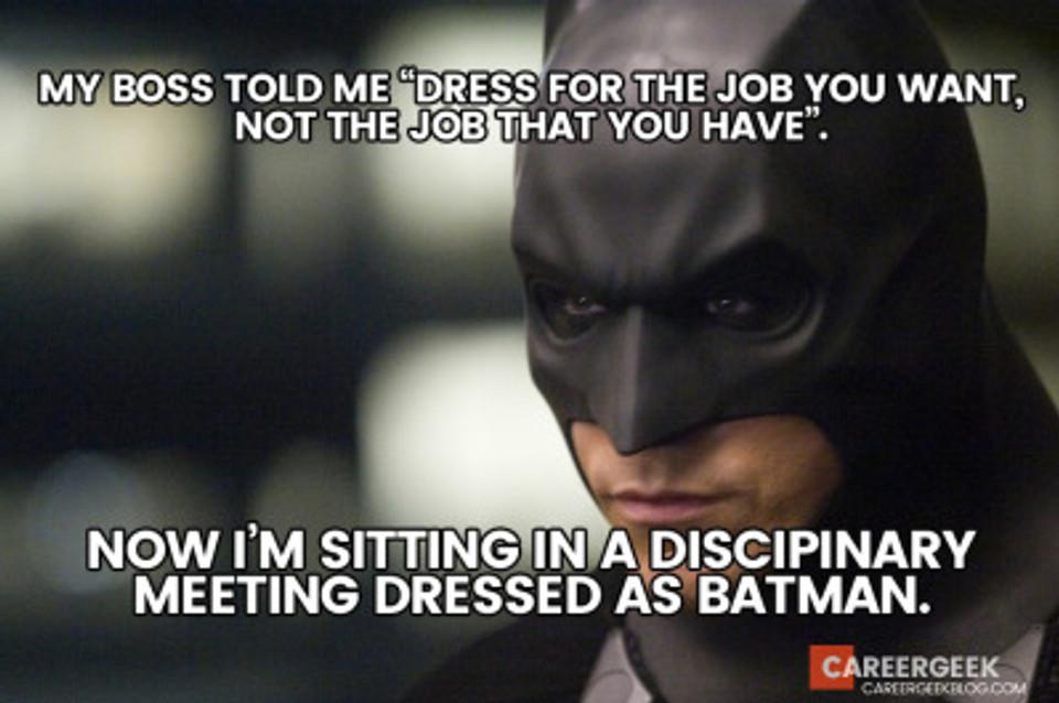 batman job