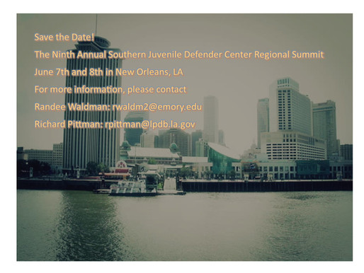 Registration is Now Open for the 2019 SJDC Regional Summit