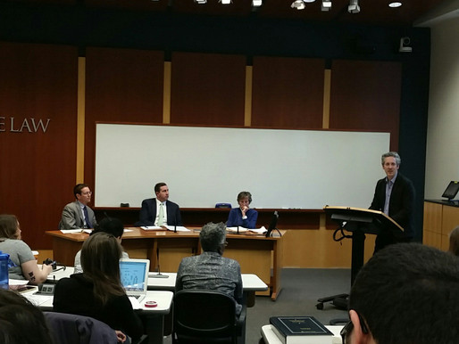 Duke Law Hosts JLWOP Panel