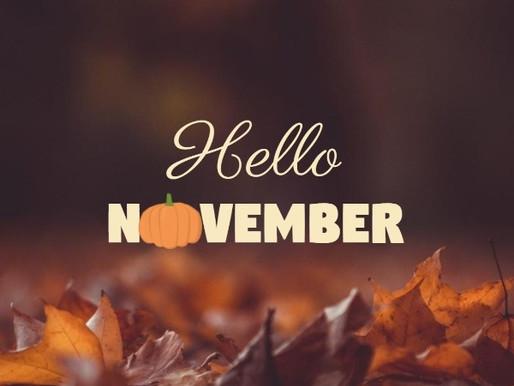 Week in Review: Nov 2-6