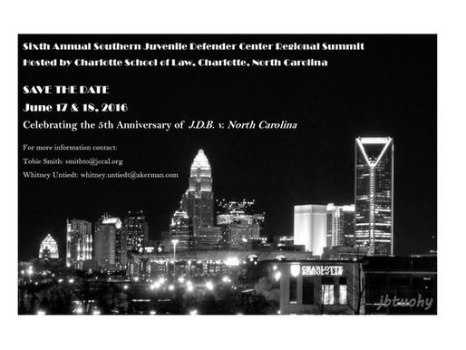 Registration Open: SJDC Regional Summit in Charlotte, June 17 and 18