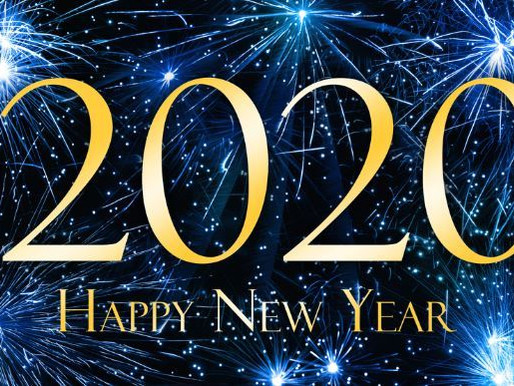 Happy New Year + 2019 In Review!