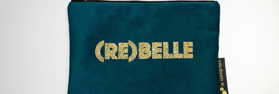 bleu canard - (RE)BELLE